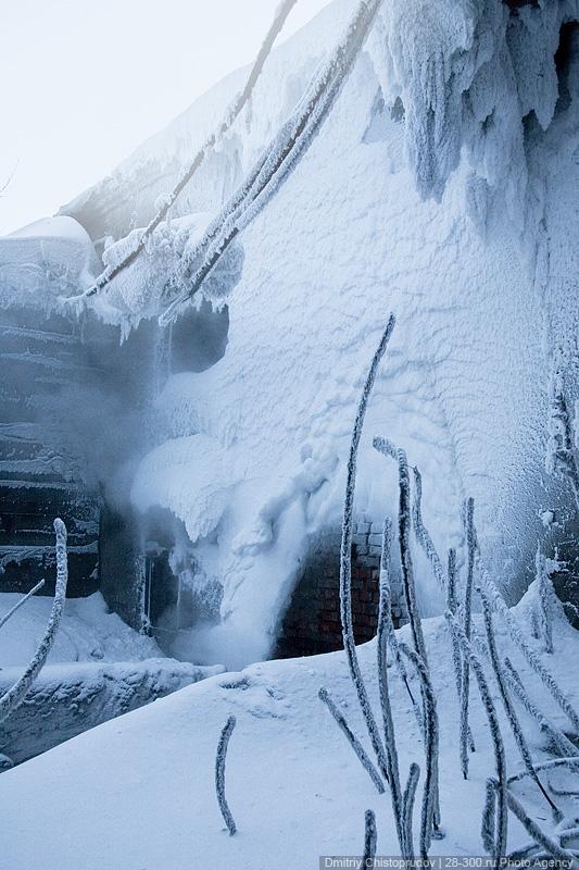 Прокопьевск на Кузбассе: когда промерзает всё!